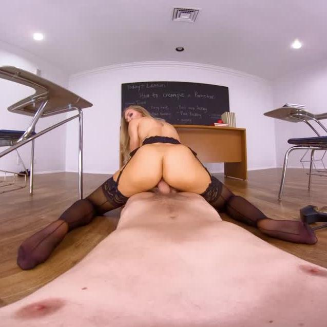 Fuck like A Pro With Nicole Aniston: Creampie Edition